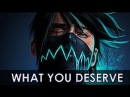 「amv」anime mix what you deserve