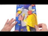 A look through a LEGO Ideas book from 1990!