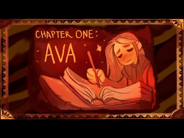 Avas Demon. Chapter One (Ава и ее демон | Демон Авы. Часть 1) {rus dub русская озвучка}