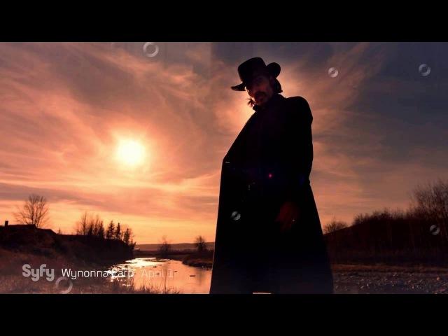 Wynonna Earp Tim Rozon - Doc Holliday