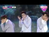 KNK (크나큰) - Knock (노크) @ 쇼챔피언 Show Champion