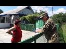 2 июля 2015 Як ми з військовими роздавали повістки на медкомісію с Копистин