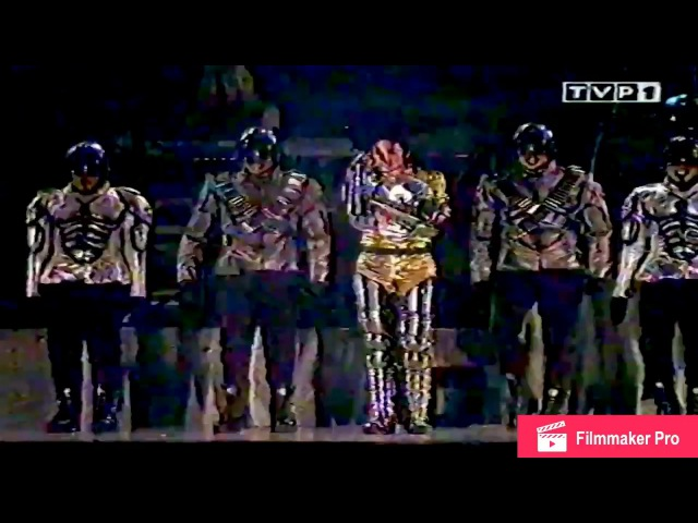 Michael Jackson They Don't Care About Us Live in Munich 1997 [TVP1] HIStory World Tour | Enhanced