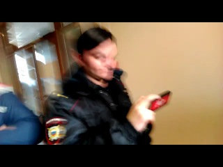 Доблесть и знания законов полицейскими 29 отд. Г. Санкт-Петербург.