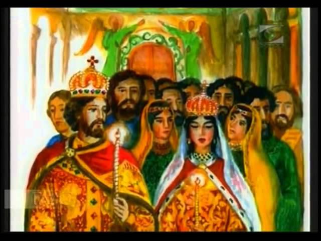 Закон Божий. Выбор веры Великим князем Владимиром и Крещение Руси. Православный фильм/мультфильм