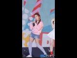 160903 스카이페스티벌 레드벨벳 (Red Velvet) 예리 (Yeri) 직캠 덤덤 DUMB DUMB by Spinel