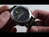 Panerai Ferrari Scuderia Chrono FER 008 Luxury Watch Review