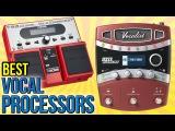 10 Best Vocal Processors 2016