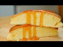 Souffle Pancakes FOOD VIDEO [NO OVEN] [스윗더미 . Sweet The MI]