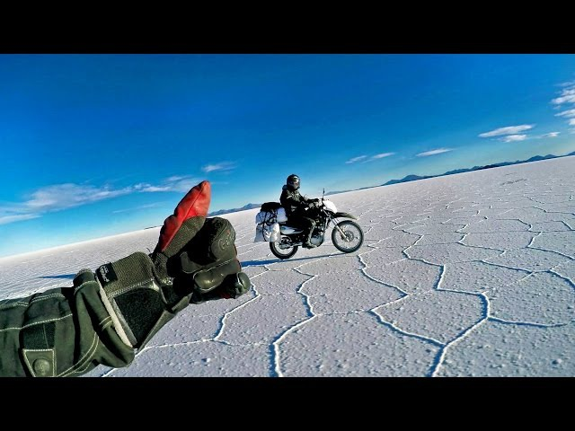 GoPro Awards: A Beautiful Moto Ride Over South America and Europe with Two Friends