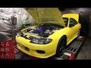 Powertune - Stavros 550rwkW S15 Banana B1 rolls a 10