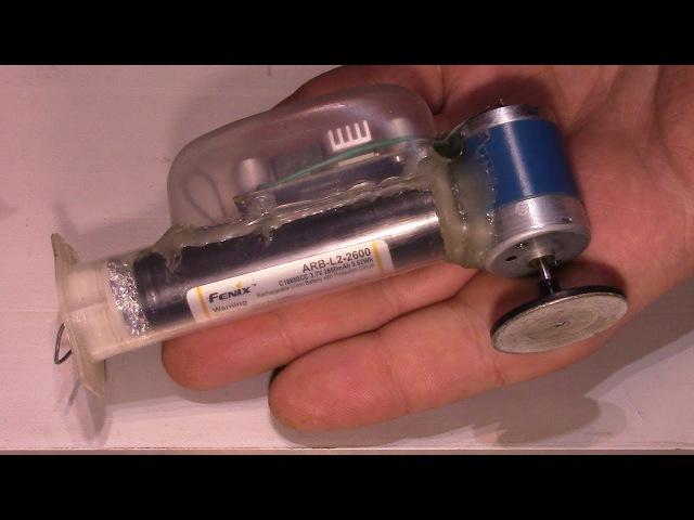 КАК СДЕЛАТЬ МИКРО УШМ HOW TO MAKE MICRO GRINDERS