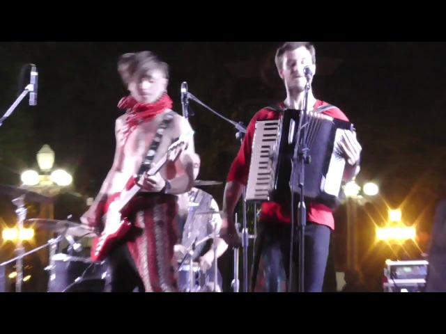 Медовий Полин – Нині Нині (Live)