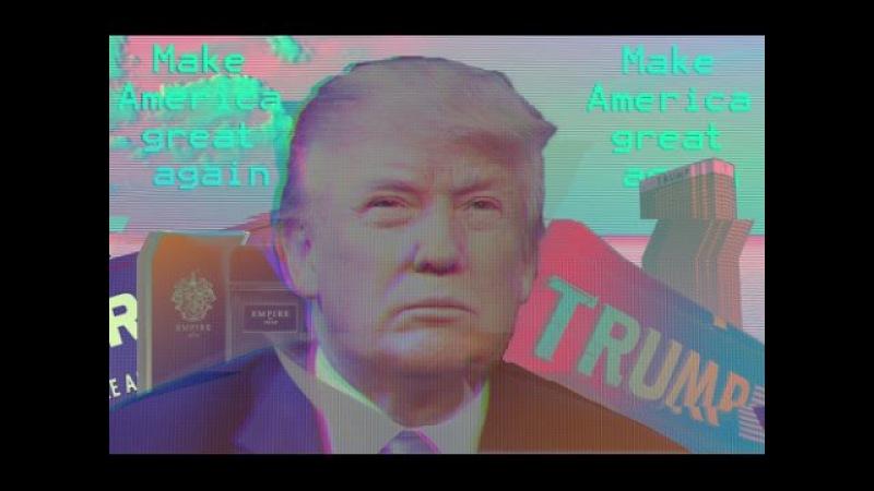 T R U M P W A V E / / 選民 S H A D I L A Y -- P R E S I D E N T H E T I C S