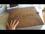 Lucky_n00b Vlog: Unboxing AMD Ryzen Sample