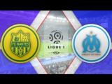 Нант 3:2 Марсель | Французская Лига 1 201617 | 25-й тур | Обзор матча