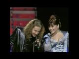Королева - Анжелика Варум, Леонид Агутин (Песня 97) 1997 год