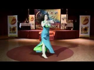 Silvana Hasna Thuraiya - Halawet Rooh @BALL Belly dance festival 2015 2163