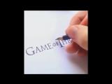 Парень круто рисует логотипы известных брендов [Часть 2]