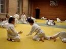 открытый урок по дзюдо