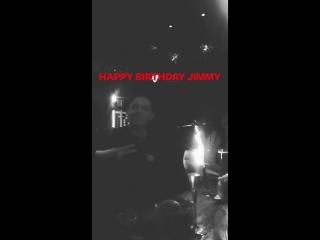 День рождения Джимми