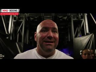 Дана Уайт о том, кто звезда №1 в UFC - Конор или Джонс