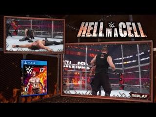 2016.10.30(2) - Ад в клетке. Seth Rollins vs Kevin Owens