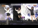A Pink - Cause Youre My Star @ MBC K Plus Concert in Hanoi 170503