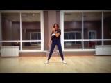 JAZZ-FUNK choreography by Yana Grushinskaya
