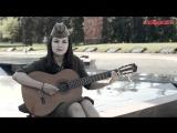 Таис Логвиненко - Журавли (cover),красивый голос,шикарно спела,красивая девушка красиво поёт кавер на песню,талант,харизма