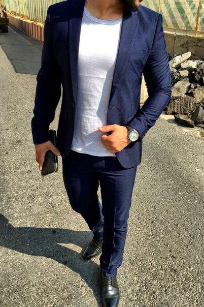 Стильный костюм (пиджак + брюки) за 35ОО руб. на Университете!