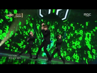 161231 BTS - Rainism @ MBC Gayo Daejejeon