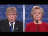 DEBATE NIGHT! — A Bad Lip Reading of the first 2016 Presidential Debate