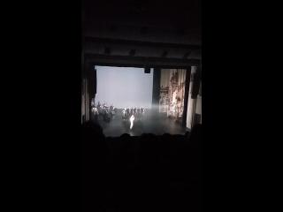 Спектакль Исповедь Хулигана, Московский Губернский Театр (18.01.2017г.)