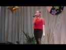 Доча исполнила песню Katy Perry Roar Katy Perry Roar spaniya 2014