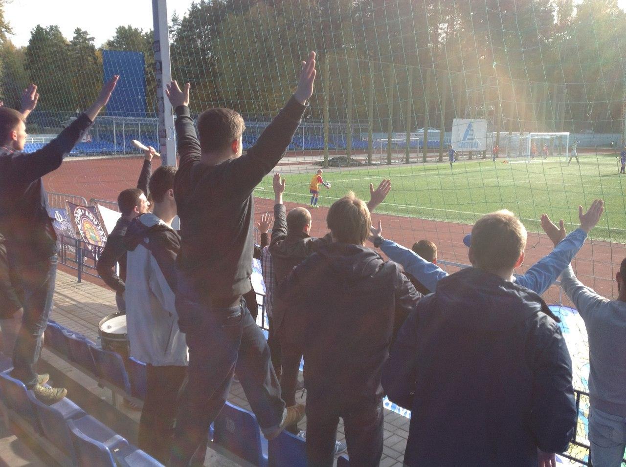 Курский «Авангард» навыезде проиграл футболистам из«Калуги»