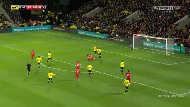 Лучший гол в АПЛ по версии BBC