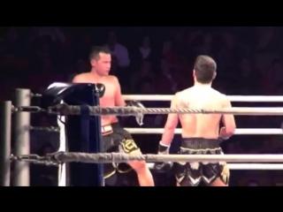 Giorgi Bazanov VS Hector Conejo