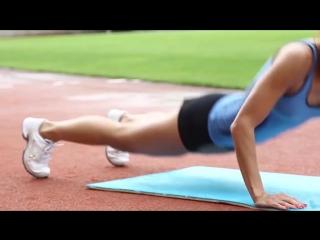 3 простых упражнения жиросжигающего комплекса Табата