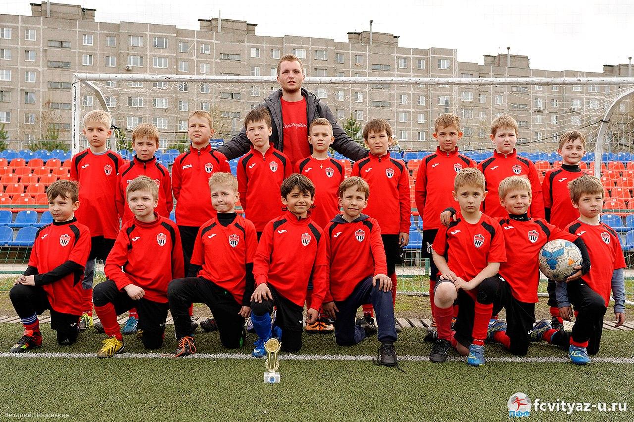 Турнир по футболу «Весенний Кубок Подольска» среди детских команд 2008 г.р. на стадионе «Планета» 24.04.2016 года
