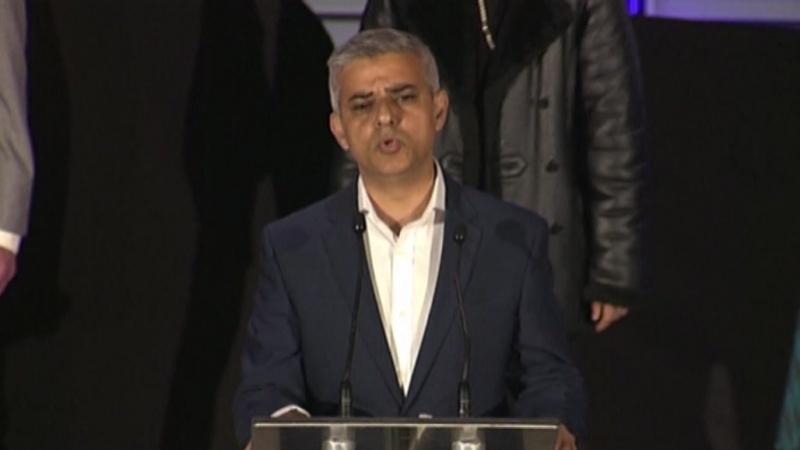Хан обещал быть мэром для всех лондонцев независимо от их происхождения