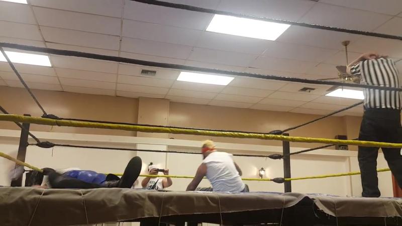 5. Chuey Martinez vs. [Semi Final Barbwire Bat Death Match]