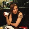 Нина Гарнет - девушка с контрабасом