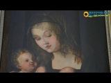 Мадонна в експозиц Великого палацу Золочвського замку