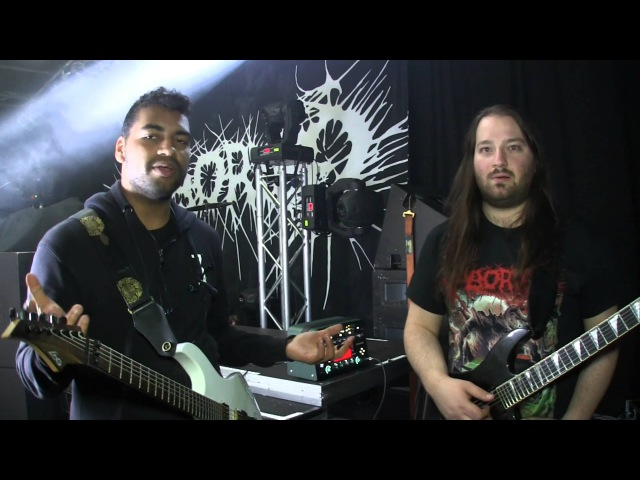 Kemper Profiler Rig Check - Mendel and Ian of ABORTED