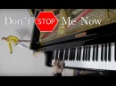 QUEEN - Don't Stop Me Now - ♫ ♫ ♫ HD Piano Cover play by Ear by Fabrizio Spaggiari Aka Jazzy Fabbry