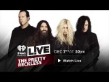 The Pretty Reckless - Iheart radio LIVE FULL SHOW HQ Dec.07th 2016