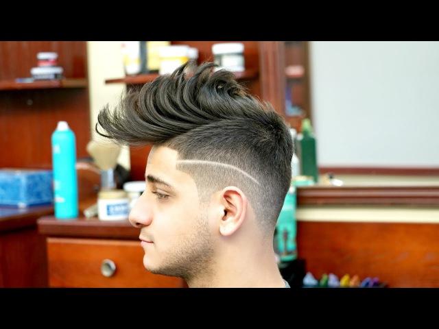Barber Tutorial: Fohawk of 2017