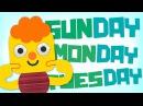 Days Of The Week Song | Kids Songs | Super Simple Songs