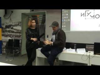 Евгений Власов: ощутить себя творцом